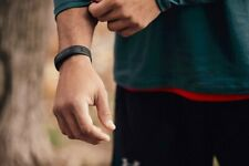 UNDER ARMOUR HTC UA Band Bluetooth Sleep Heart Fitness Tracker iOS Android Black
