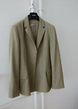 Stylische JIL SANDER Jacke / Blazer, DE 44 (M/L), Wolle & Seide, Made in Italy