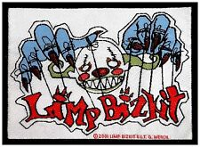 LIMP BIZKIT - Patch Aufnäher - Clown 10x6cm