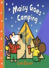 Maisy Goes Camping,Lucy Cousins- 9781844286614