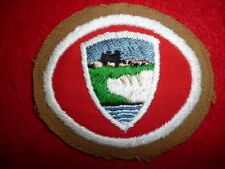 Formation Sign to the 44th Home Counties Division, 2nd Pattern Patch, WW2