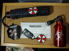RESIDENT EVIL 7 + OUTBREAK Merchandise Lot EB Games Capcom Exclusives