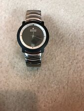Junghans Force Mega Solar Watch 018/1502 606 - Works And Holds Charge