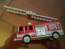 Unbranded Engine Ladder Truck With Clock