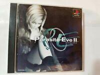 {Sale} parasite eve 2 Ⅱ RPG SQUARE Playstation PS1 Victor Japanese Game Japan