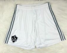 Los Angeles Galaxy Adidas Parley For The Ocean Official White Soccer Kit Shorts