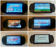 console psp retro gaming nintendo sega + de 5800 jeux