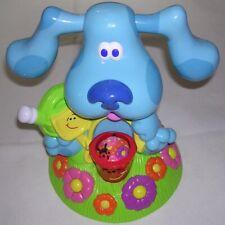 Vintage Blue's Clues Spin & Splash Blue (Sprinkler) Tyco Preschool Toys Viacom