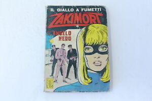 ZAKIMORT ORIGINALE DI BUSTA CEA N° 24 1967  [HP-045]