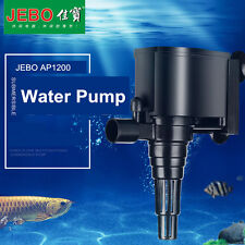 JEBO LIFETECH Water Pump For Aquarium Water Circulating Pump to Build Waterscape