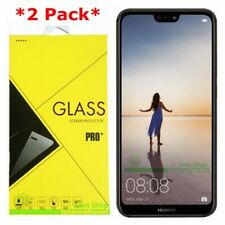 2-Pack Premium Tempered Glass Screen Protector For Huawei P20 Lite