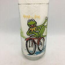Vintage The Great Muppet Caper McDonalds Drinking Glass 1981 Excellent Condition