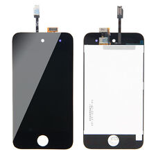 LCD Touch Digitizer Glass Screen Black -A1367 Housing Assembly for iPod Touch 4