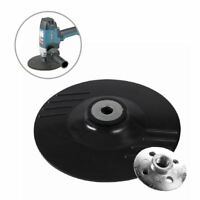 Rubber Backing Pad 115mm for Angle grinders & Polishers M14 Thread Sanding Discs