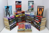 Lot of 10 of James Patterson - Paperback - Random