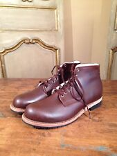 New Thorogood Mens Lumber Up Plain Toe Engineering Hiking Boots Bench Made Sz 12