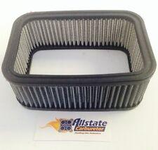 """Weber Carburetor air filter replacement reusable 2 1/2"""""""