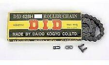D.I.D DID 428H X 120 Links Motorcycle Drive Chain yamaha honda D18-429H-120