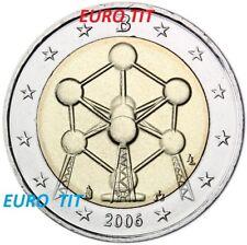 2 €    BELGIQUE   COMMEMORATIVE    2006   1  x  PIECE    SUPERBE   2006  ATOMIUM