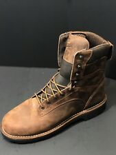 """Danner 16285 Workman 8"""" Waterproof EH Rated Soft Toe GORE-TEX Work Boots Size 14"""