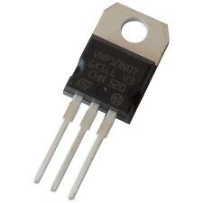 VNP10N07 STM MOSFET Transistor 70V 10A 50W 0,1R TO220 OMNIFET 855662