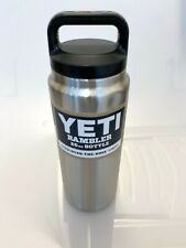 Yeti Rambler 26oz Vacuum Insulated Stainless Steel Bottle with Cap -.