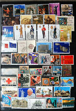 Great Selection Of Used Malta Stamps.