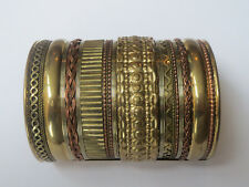 Bracelet Made In India Unique Copper Brass Half