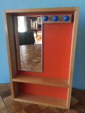 Garderobe  Bodo Hennig Holz  Puppenstube Puppenhaus 1:12 dollhouse wardrobe