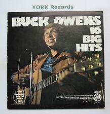 BUCK OWENS - 16 Big Hits - Excellent Condition LP Record Trip TOP-16-10