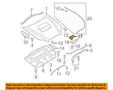 SUBARU OEM 03-08 Forester Hood-Lock Latch Striker 57311SA000