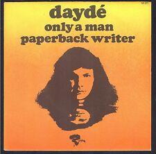 JOEL DAYDE Paperback writer / BEATLES rare 45T EP RIVIERA 121.377 FRENCH POP