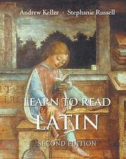 Learn to Read Latin: Textbook by Andrew Keller, Stephanie Russell (Hardback, 2015)