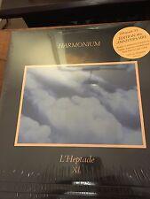L'Heptade XL, Harmonium Prog Rock, 2 LP'S, BLUE VINYL, 2016,180 GRAM, AUDIOPHILE