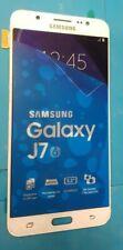 DISPLAY LCD + TOUCH SCHERMO ORIGINALE SAMSUNG GALAXY J7 2016 SM-J710FN BIANCO