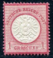 DR 1872 19 ** POSTFRISCH TADELLOS 300€(S1239
