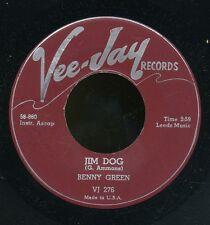 pc45-Jazz-Vee-Jay 276-Benny Green