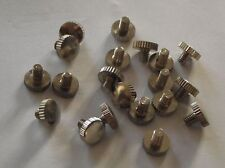 20 pcs trumpet screws for fixing 3rd slider thumb ring