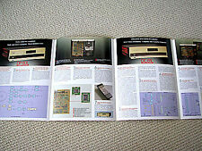 Accuphase DP-80L CD player / DC-81L D/A brochure