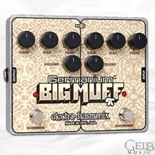 Electro-Harmonix Germanium 4 Big Muff Pi - Distortion/ Overdrive - G4BM
