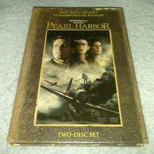 Pearl Harbor (DVD, 2001, Widescreen 60th Anniversary Commemorative Edition)