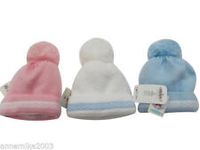Ropa, calzado y complementos azul de punto para bebés