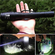 2000LM XML T6 High Power Torch Zoomable LED Flashlight Torch For Outdoor Camping