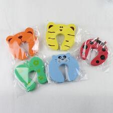 CALIENTE 10 X Protección para dedos bebé Tope de puerta Protección de terminales