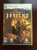 Clive Barker's Jericho (Microsoft Xbox 360, 2007) - NEW SEALED