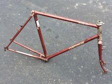 Vintage Centurion Lugged Road Bike Touring 58cm Frame Set Frameset Frame Forks