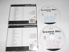 2 CD GREATEST HITS of the 80 s 30. Tracks Opus Bobby McFerrin PAUL YOUNG... 10/15