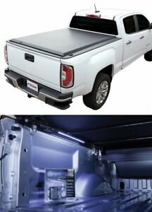 """Access LiteRider Cover w/ TruXedo 18"""" B-Light For 04-14 Ford F-150 5' 7"""" Bed"""