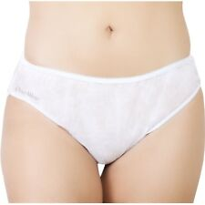 ✅ Maternity Knickers Disposable PolyPro Hospital Briefs Breathable Pants 5pk S