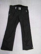 BOGNER black Men's Ski / Snowboard Pants - Size 36